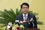 Chủ tịch Hà Nội biết lát đá vỉa hè làm bừa bãi, để lại dư luận xấu