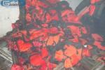 Hà Nội: Cháy lớn tại khu công nghiệp Minh Khai