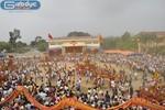 Lễ hội rước nhiều tượng nhất cả nước