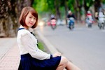 Nguyễn Diệu Ly về nhất Nữ sinh trong mơ ngày 20/12
