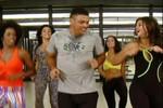 Ronaldo béo nhảy Gangnam Style để giảm béo