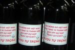 3 chai 'rượu tự trọng' gửi 3 sếp VFF