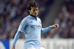 Tin vui với Man City: David Silva bình phục, sẵn sàng chiến M.U
