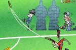 Mancini chết điếng khi Nasri 'giúp' Van Persie ghi bàn hạ Man City