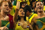 Những khoảnh khắc hớ hênh của các mỹ nữ thể thao (P1)