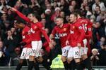 M.U 3-1 Sunderland: Vào 'hang Quỷ', 'mèo đen' tan xác