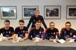 Arsenal cùng lúc 'trói' 5 sao trẻ