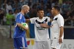 Ronaldo, Zidane, Neymar... tề tựu trong trận đấu từ thiện