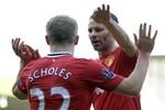 Cuối mùa này M.U chia tay Scholes, Giggs và Ferdinand