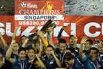 Hình ảnh ấn tượng ngày Singapore lên ngôi vô địch AFF Cup 2012