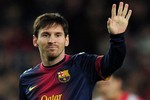 Messi ngó lơ cục tiền 90 triệu euro