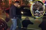Fan M.U 'bậy' lên siêu xe của Balotelli