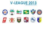 Lịch tường thuật trực tiếp vòng 1 V-League 2013