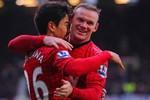 Kagawa lập hat-trick, Rooney ghi siêu phẩm, M.U bắn hạ Chim hoàng yến