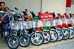 Chất lượng kém, đại lý HN thẳng thừng từ chối nhập xe đạp điệnTQ