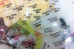 VietinBank đang xác minh và thu hồi quả cầu in hình bản đồ nhạy cảm