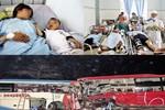 Tai nạn thảm khốc trong ngày 8.3 ở Khánh Hòa qua lời kể của nạn nhân