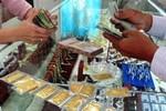 Giá vàng biến động giảm, cao hơn thế giới 4,5 triệu đồng/lượng