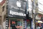 Mua điện thoại bị lỗi tại Ngọc Mobile, khách mòn mỏi chờ bảo hành