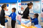 Nhân viên... quỳ lạy nữ khách hàng, siêu thị Kids Plaza nói gì?
