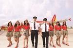 VietJet Air tuyển tiếp viên hàng không