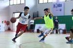 Tài năng bóng rổ trẻ Việt Nam trải nghiệm giải NBA toàn cầu