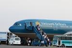 Vietnam Airlines điều chỉnh hàng loạt chuyến bay vì bão Hagupit