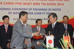 7 dự án tại Việt Nam được vay 112,414 tỷ Yên vốn ODA