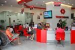 """Techcombank nhận giải thưởng  """"Ngân hàng tốt nhất Việt Nam 2015"""""""