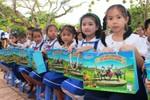 Vinamilk trao hơn 111.000 ly sữa cho trẻ em Nghệ An