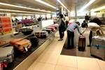 Phong tỏa kiểm tra khi có thông tin mất trộm hành lý