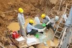 Giá nước sạch Hà Nội sắp tăng 19%, đường ống nước sông Đà tiếp tục vỡ