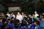 Bộ trưởng Bộ Công an thăm Tập đoàn Hoàng Anh Gia Lai