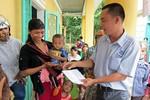 Vinamilk khám và tư vấn dinh dưỡng cho 500 trẻ em Quảng Nam