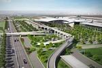 Sân bay Long Thành nguy cơ chậm tiến độ đến năm 2023