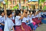 Vinamilk trao tặng 80.000 ly sữa cho trẻ em Ninh Bình