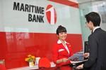 Maritime Bank nhận giải Ngân hàng thương mại tốt nhất Việt Nam
