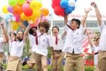 Lễ Khai giảng xúc động tại ngôi trường hiện đại bậc nhất thủ đô