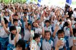 Vinamilk trao tặng 87.000 ly sữa cho trẻ em tại Cần Thơ