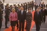 Chủ tịch nước Trần Đại Quang tham dự APEC 2016