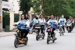 Quản lý chặt xe đạp, xe máy điện, đảm bảo an toàn giao thông
