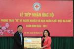 FrieslandCampina Việt Nam ủng hộ 600 triệu đồng cho người nghèo đón Tết