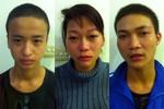 Triệt phá băng nhóm chuyên cướp các đôi tình nhân trên cầu Long Biên