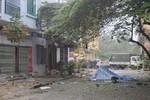 Bắc Ninh: Nổ xe máy, hai người tử vong tại chỗ
