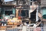 Thông tin mới nhất về vụ nổ kinh hoàng: 3 nhà sập, 10 người chết