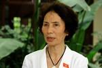 """ĐBQH Bùi Thị An: Chưa nên xử phạt xe không """"chính chủ"""" từ 1/7"""