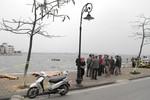 Hà Nội: Phát hiện xác một nhân viên ngân hàng ở Hồ Tây