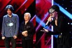 The X-Factor: Rớt nước mắt với cô gái đeo mặt nạ và Rocker trông xe