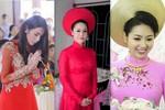 Hôm nay, 3 mỹ nhân làng giải trí Việt cùng lên xe hoa