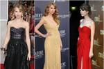 12 bộ váy đẹp tuyệt trần của Taylor Swift